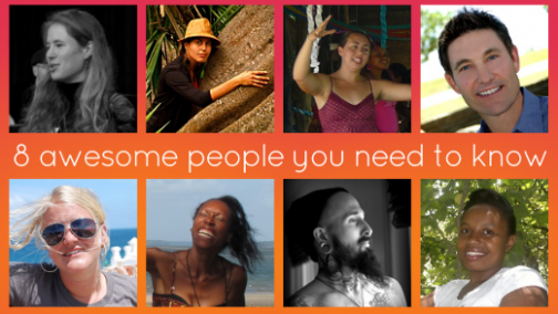 Awesomepreneur: 8 Awesome People You Need To Know
