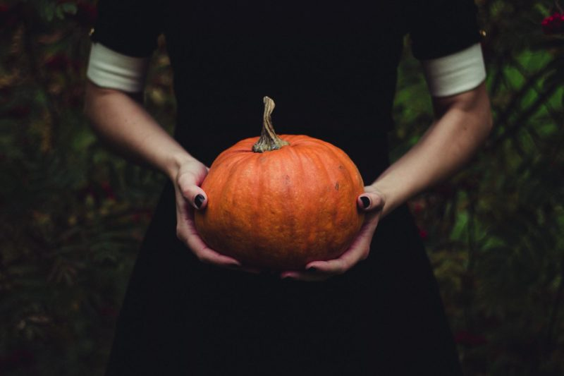 Carve A Pumpkin, Eat an Enchilada, Try a New Lipstick