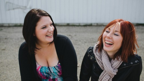 Awesomepreneurs We Love: Erin O'Donnell Gunther and Alicia Diamond, F/Stop Poetry