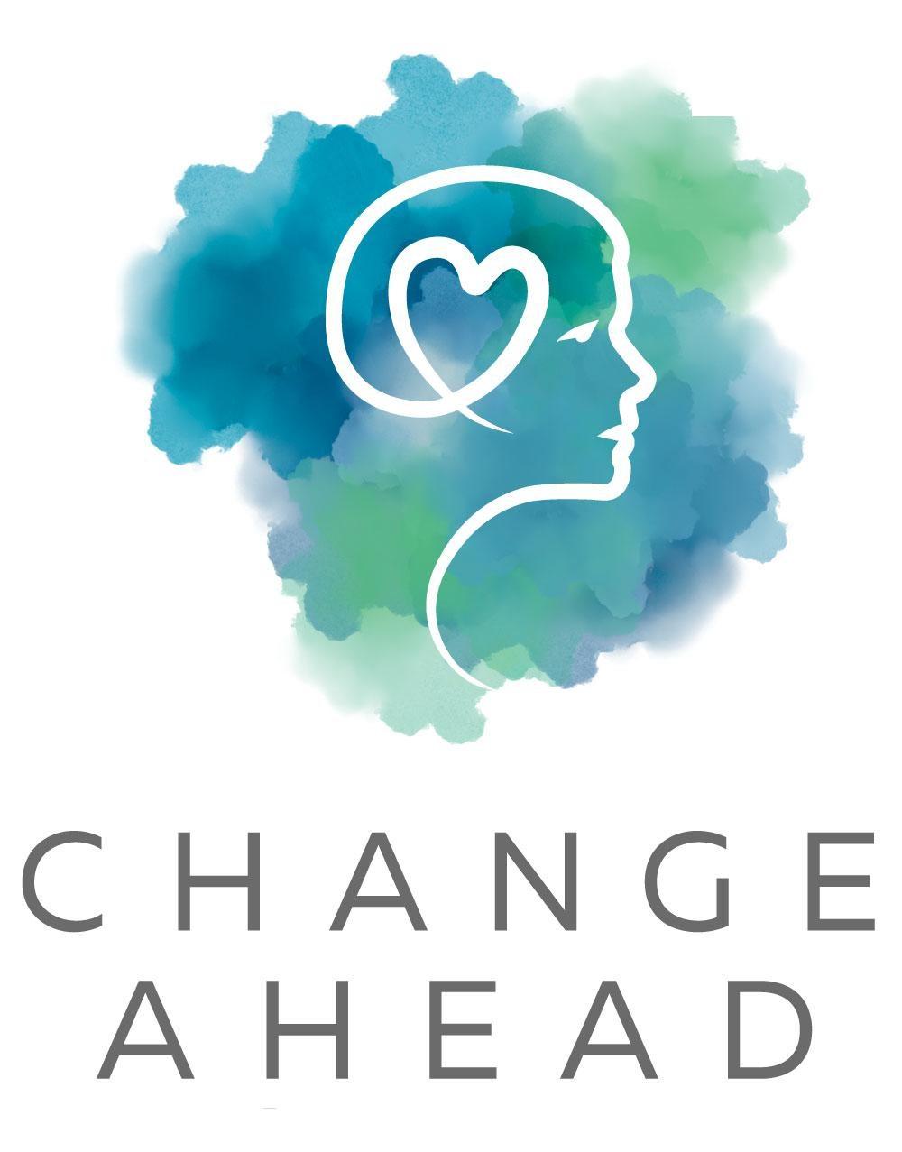 Change Ahead Logo Design Walker Design