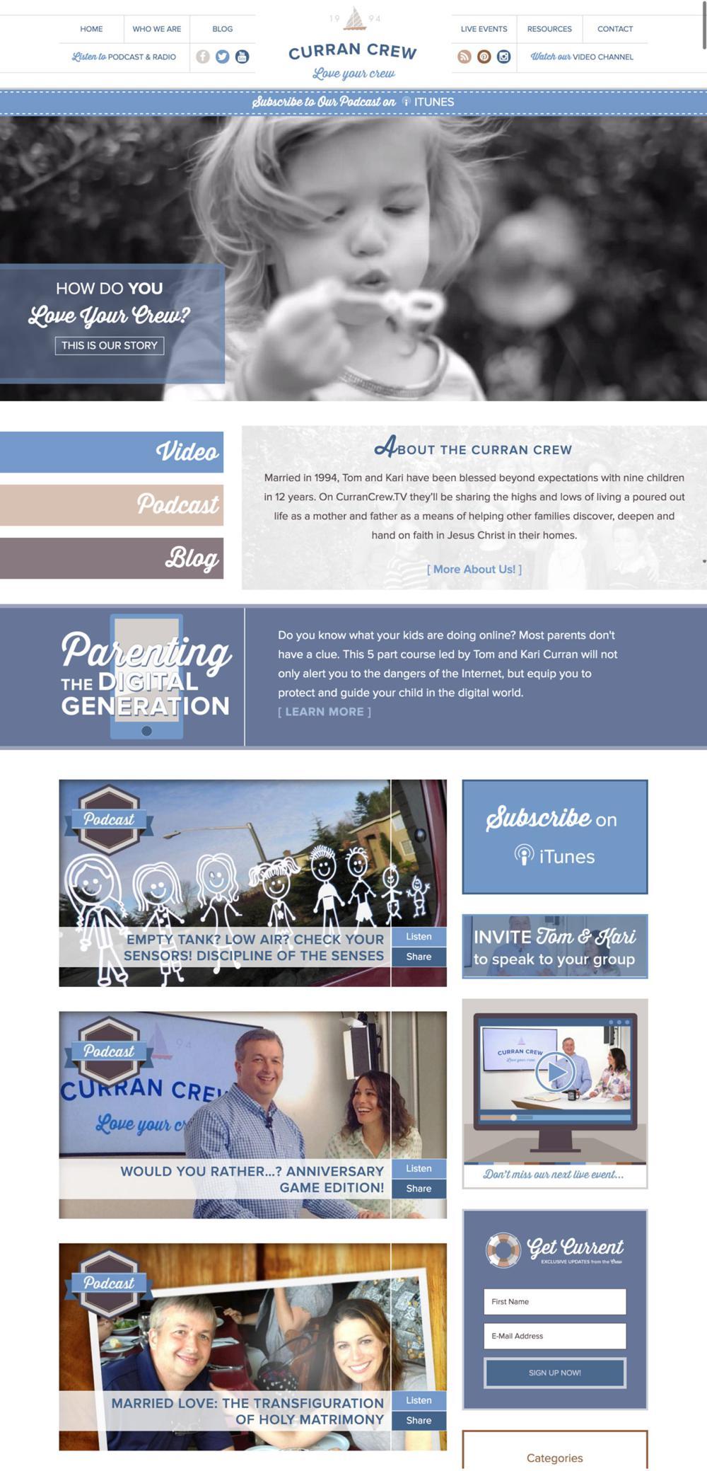 Curran-Crew-Custom-WordPress-Web-Design-Genesis-RKA-ink