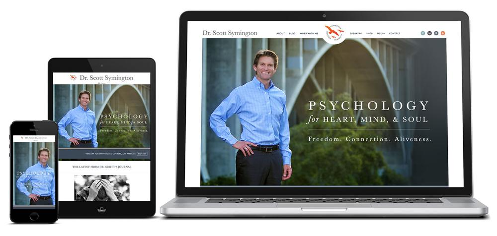 Dr-Symington-Custom-WordPress-Web-Design-RKA-ink