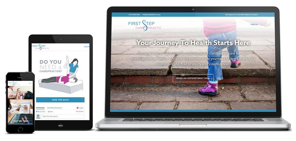 First-Step-Baltimore-Web-Design-RKA-ink
