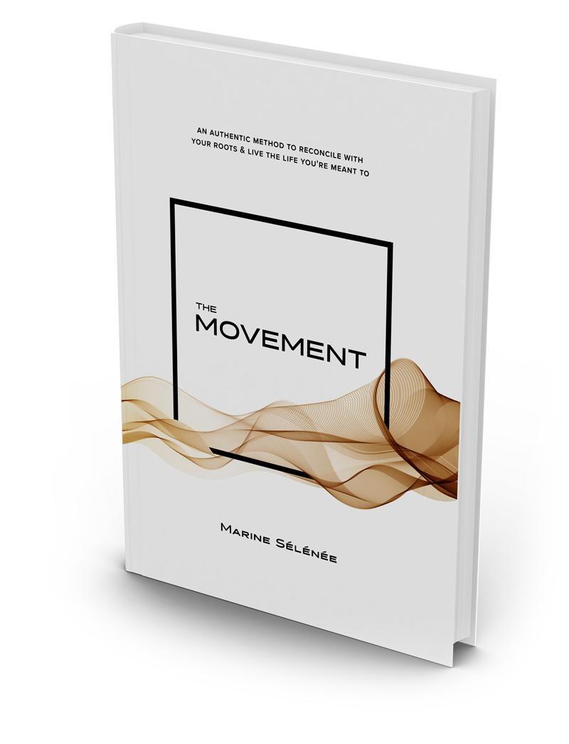 Marine Selenee Book Cover Design RKA ink