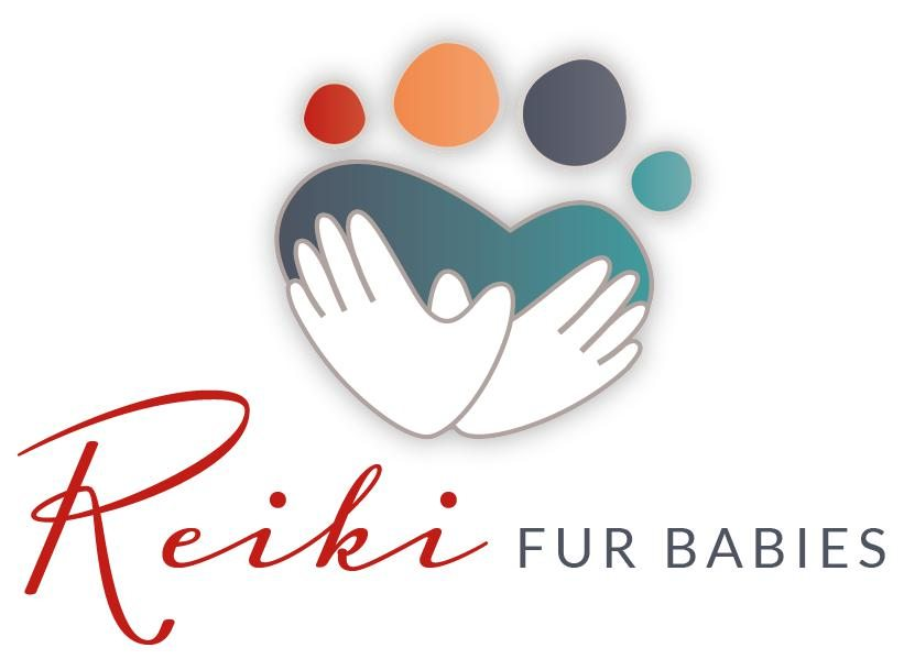 Reiki Fur Babies Logo Design
