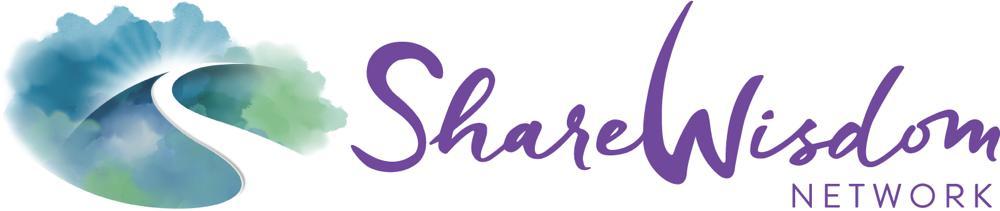 Share-Wisdom-Logo-Design