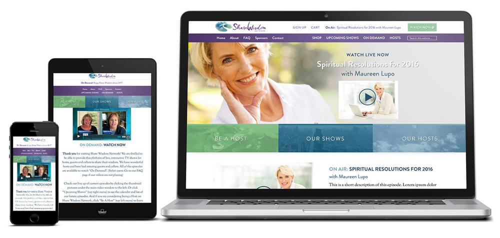 Share-Wisdom-Network-Custom-WordPress-Web-Design-RKA-ink