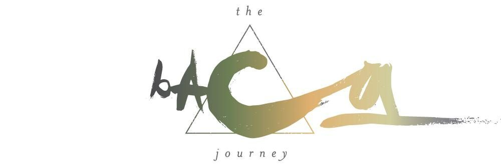 The Baca Journey Logo Design RKA ink