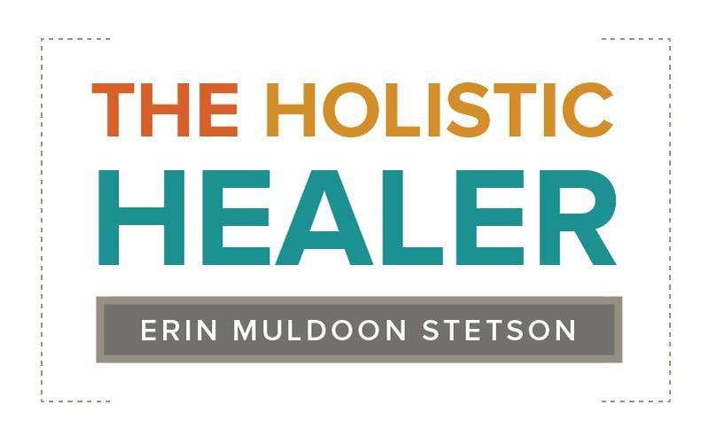 The Holistic Healer Logo Design RKA ink