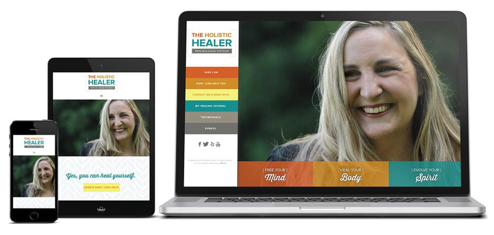 The-Holistic-Healer-WordPress-Web-Design-Genesis-RKA-ink