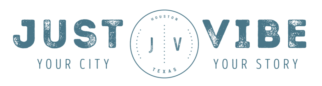 Just Vibe Houston Logo Design by RKA ink