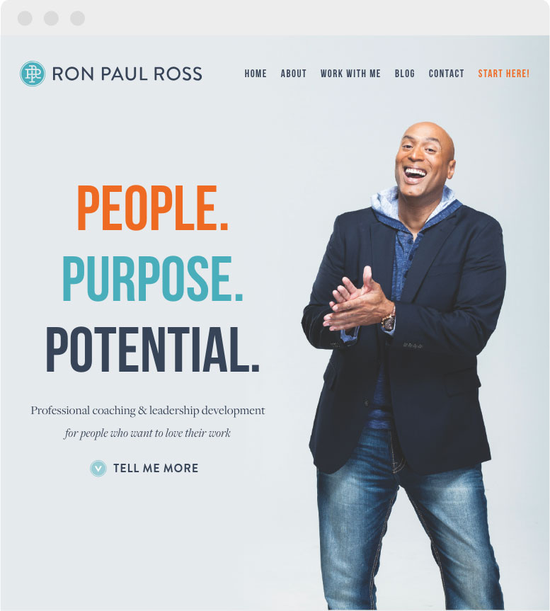 Ron-Paul-Ross-Web-Design-RKA-ink